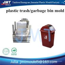 fabricante suministra directamente pzlj001 mini cubo de basura de plástico