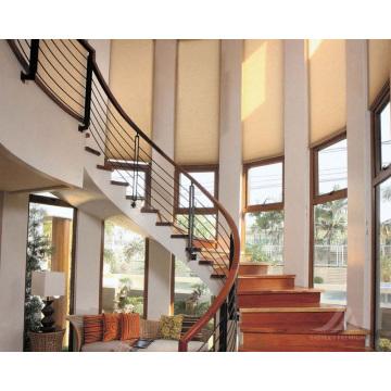 cortinas de ventana celosías inalámbricas para decoración