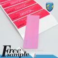 Selos de segurança de cosméticos com poupança de energia com função estável
