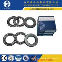 Alta precisión p4 Rodamiento de bolas de carga axial de alta carga