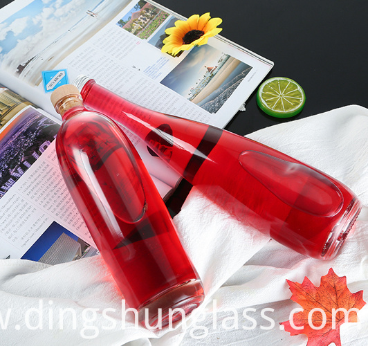 Thickened Glass Bottle