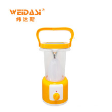 alibaba wholesale 60SMD solar and USB rechargeable camping lantern