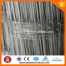 Alambre de acero de bajo carbono de precio de fábrica alambre de malla de alambre de ganado tejido