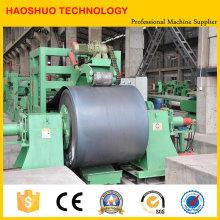 Linha de corte automático de aço inoxidável, máquina de corte