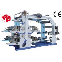 Máquina de impressão flexográfica