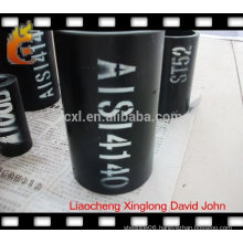 4140 4130 Steel pipe manufacuterer Hot Sale