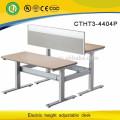 Electric height adjustable stand up desk/table leg/metal desk frame