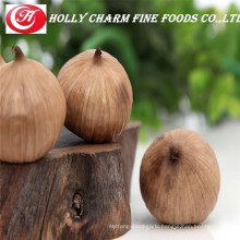 Best selling low price natural fermented solo black garlic seeds
