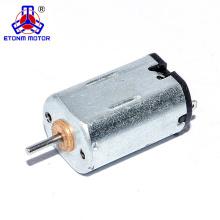 Motor pequeño y seguro de 1.5V 2.8V 3.7V DC con función estable