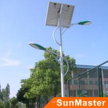 CE RoHS aprobación alta calidad 80W luz de calle Solar (STL05D - 2 * 40W)