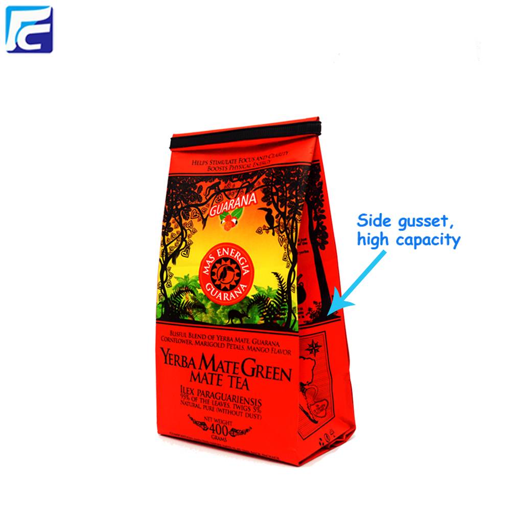 Aluminum Foil Packaging Bag For Coffee