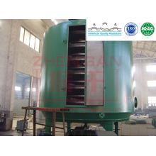 Máquina de secagem química industrial PLG Secadora de secagem de produtos químicos