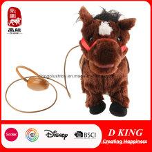 Caminar y cantar Donkey Plush Electric Toys Donkey