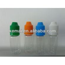 Tobacco tar bottle