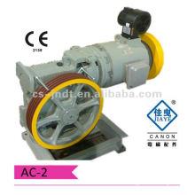 380V 50HZ Elevator Motor Traction Machine