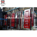 PHIPULO Último diseño personalizado Varios estilos Entrada de seguridad Puerta de acero Precio