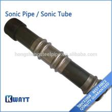 Tubo sonoro de agujero de cruz para uae