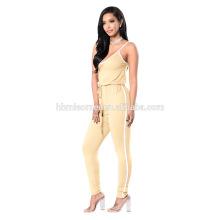 Pantalones de las mujeres Pantalones 2017 Señoras Jumpsuit mujeres mono Pantalones 2017 Señoras Jumpsuit