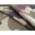 Tecido composto de camuflagem de poliéster Taslon