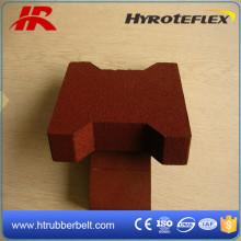 20cm x16 Cm (Länge / Breite) Gym Hundeknochen Form Gummi Boden Fliesen