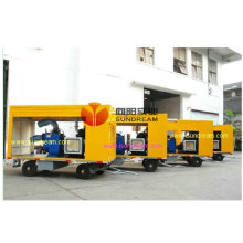 Diesel Power Concrete Pump with Cummins & Deutz Engine