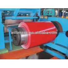 Farbe verzinkt Hochwertige kaltgewalzte Stahlspulen konkurrenzfähiger Preis