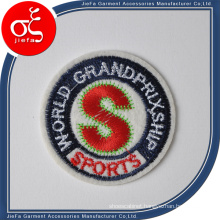 Wholesale Heat Press Embroidery Patch for Garment