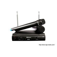 High Quality Dual Channels UHF Wireless Microphone S2000