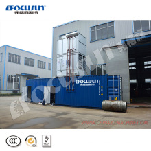 New technology containerized water chiller with hot sale