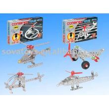 909050501-Kid juguete educativo de juguete helicóptero fundido