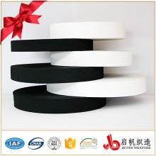 Custom strong adjustable knitted polyester webbing band