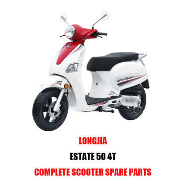 LongJia ESTATE 50 4T Repuestos de Scooter Completo Calidad Original