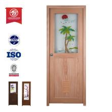 PVC PVC Quality MDF Wood Louvered Door