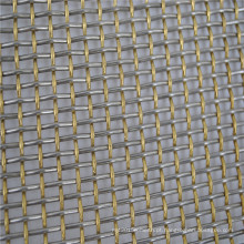 Malha de arame de filtro de aço inoxidável 201,304,316,316L para mineração