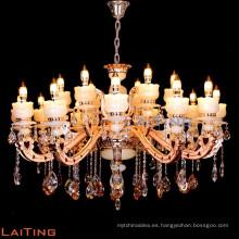 2016 modernos 18 brazos candelabro de cristal grande 88647