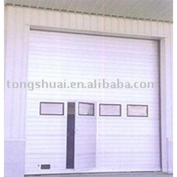 вертикальные подъемные двери