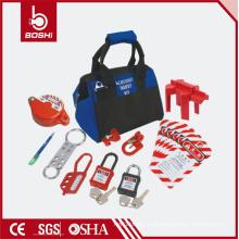 Комбинированный комплект блокировки группы безопасности безопасности BD-Z11, LOCKOUT BAG