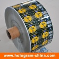 Self Adhesive Label Printing