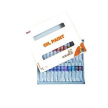 OIL PAINT 24 COLORS EXPORT TO EUROPE