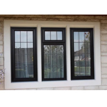 Aluminum double glass sliding window and door price