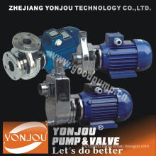 Lqf Anti-Corrosive Centrifugal Pump Stainless Steel Sanitary Pump
