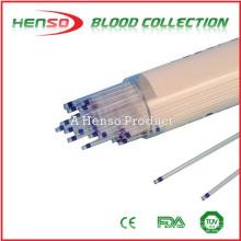 Tubos capilares de vidro não heparinizados HENSO