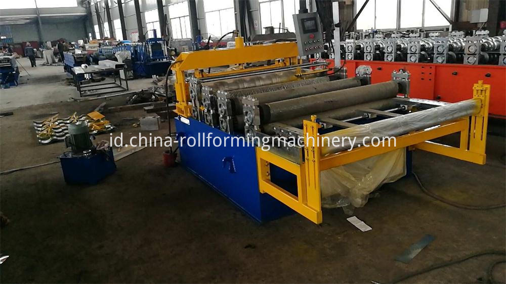 High Quality Slitter Roll Forming Machine