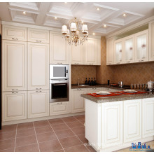 Pole 2016 Cabinet de cuisine en PVC blanc