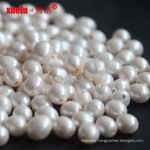 12-15mm Rice Freshwater Loose Pearl Beads Big Hole Wholesale