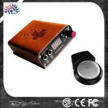 LED Digital Mini Wireless Tattoo Power Gerät für Tattoo Maschine