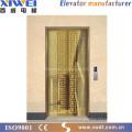 Elevator titanium gold landing door elevator rose gold landing door elevator