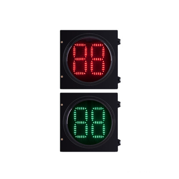 300mm 2-Round + Countdown LED Traffic Light , Ease of Installation