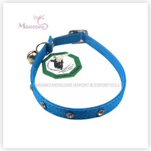 Coleira das trelas do cão de estimação do silicone dos acessórios dos produtos do animal de estimação de 1 * 30cm 10g