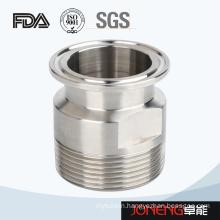 Stainless Steel Food Grade Clamped Nipple (JN-FL1004)
